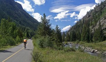 Breckenridge Bike Path