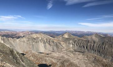 Quandary Peak (Difficult Hike)