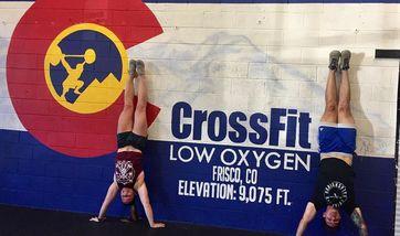 Crossfit Low Oxygen