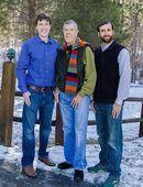 Team Walsh - Craig Walsh, Ryan Walsh and Kevin Broadrick