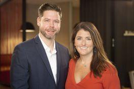 Jay Peterson + Carling Bennett  - Slifer Smith & Frampton Real Estate