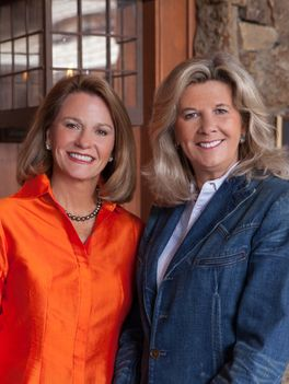 The Team of Candace Palmer & Catherine Jones Coburn