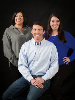 Team K2: Kelly Moser, Kim Bradley & TJ Davis