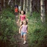 Mountain Kids - Summer