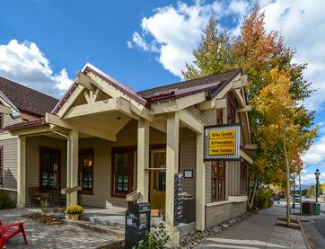 Breckenridge - 211 N. Main Street Real Estate Office