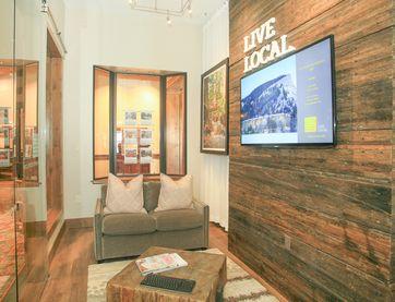 Beaver Creek - Park Hyatt Lobby Real Estate Office