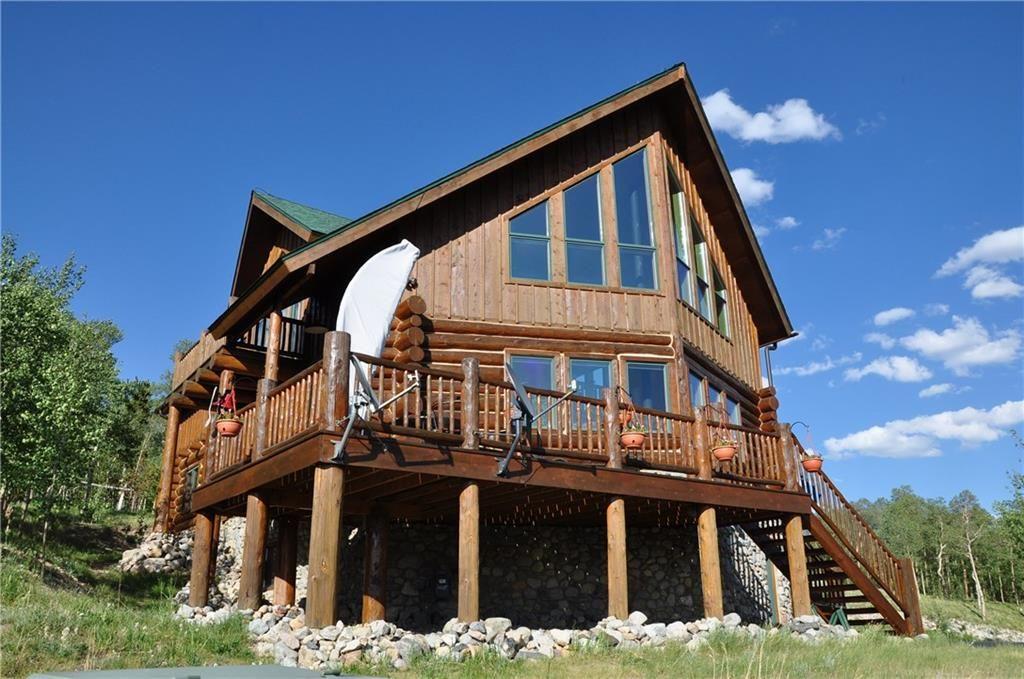 145 BEAVER RIDGE COURT FAIRPLAY, Colorado 80440