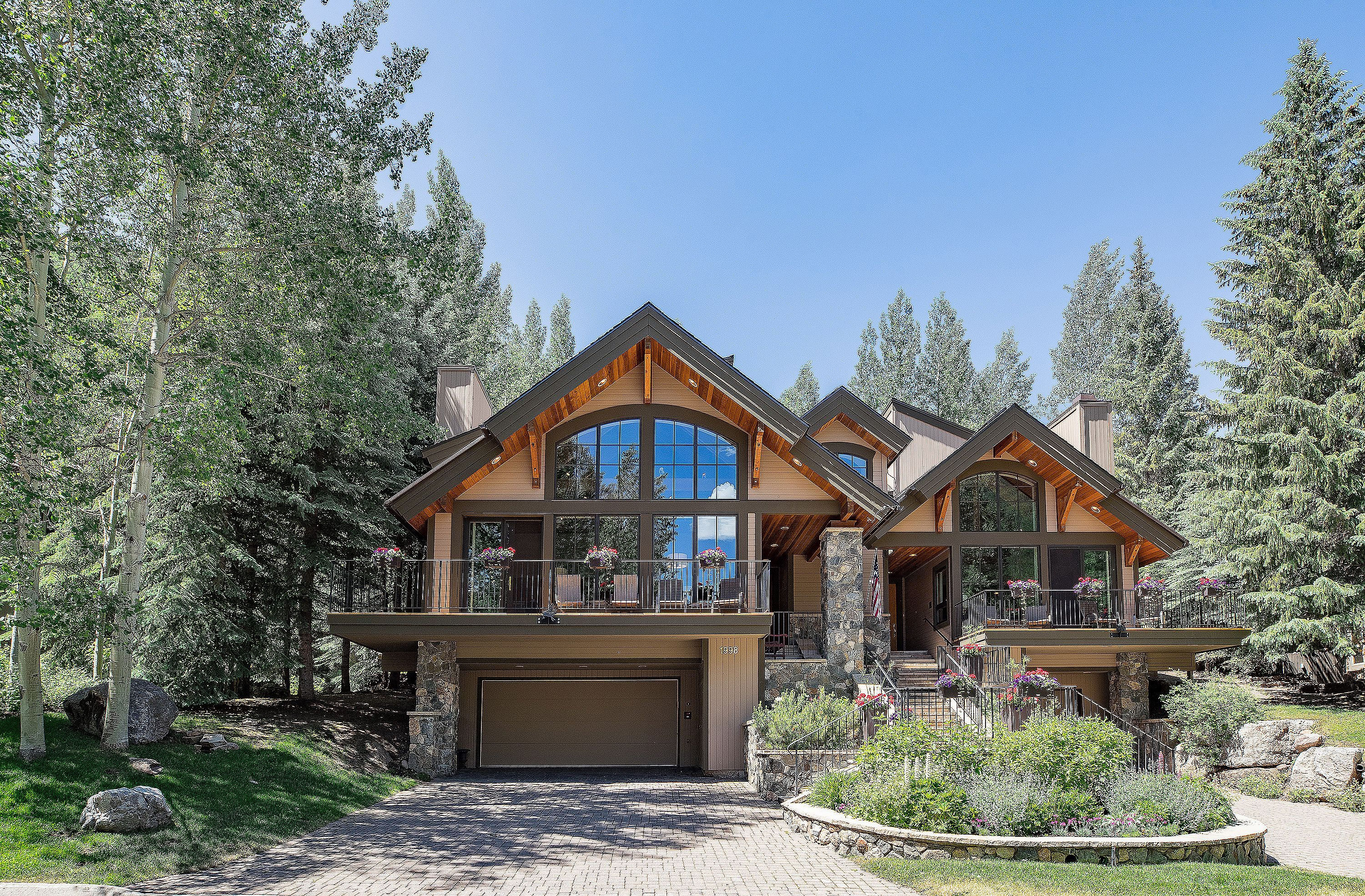 1998 Sunburst Drive # E Vail, CO 81657