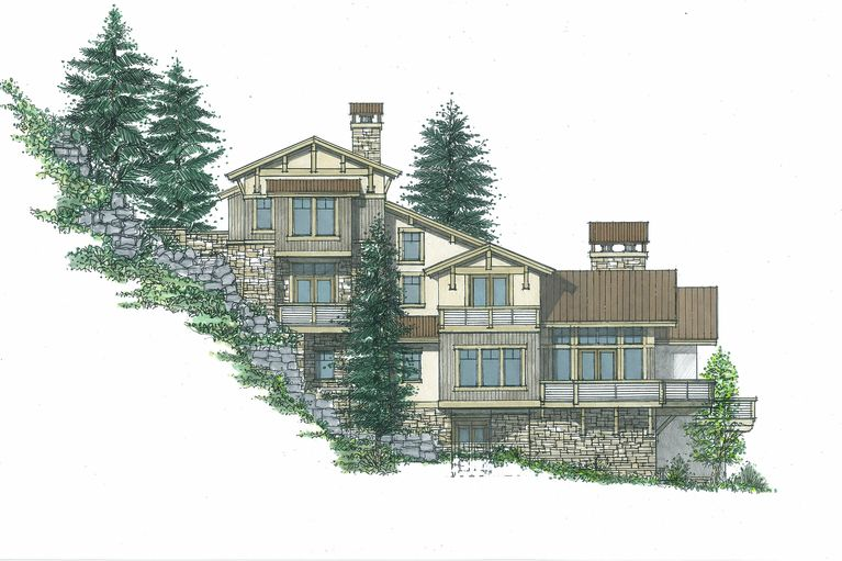 4822 North Meadow Lane Vail, CO 81657