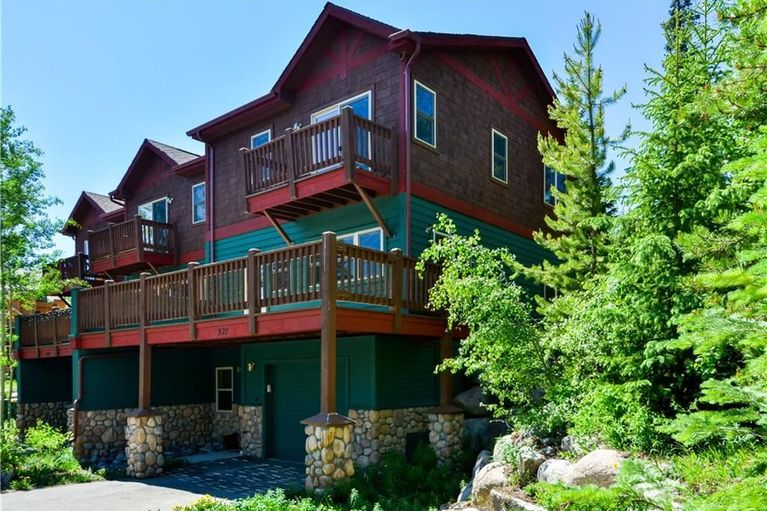 327 Twenty Grand DRIVE SILVERTHORNE, Colorado 80498
