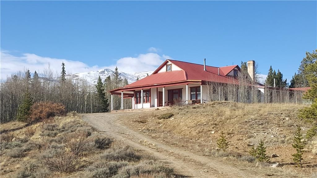 455 MOSQUITO PASS ROAD ALMA, Colorado 80420