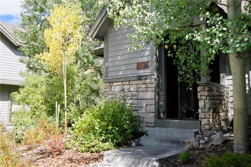 10 Fairway LANE # 24 COPPER MOUNTAIN, Colorado 80443