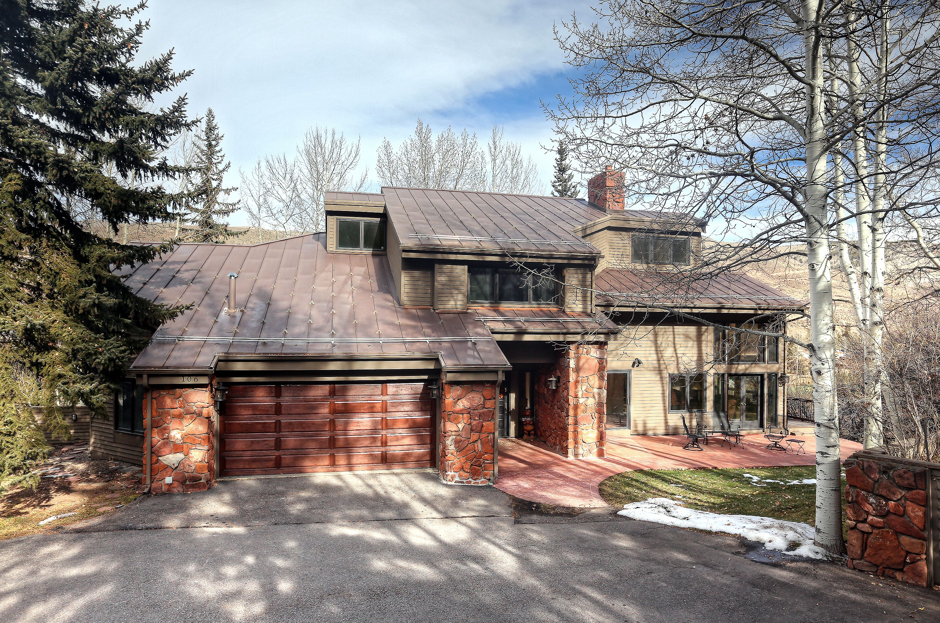 106 Ptarmigan Court EagleVail, CO 81620