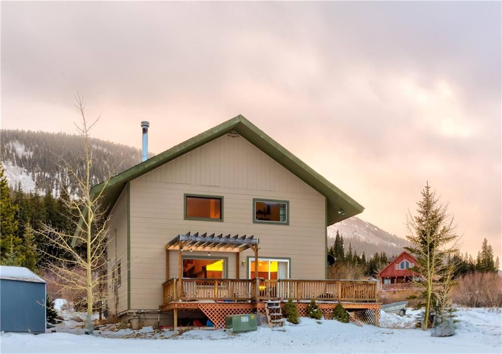 15 Eldorado LANE BRECKENRIDGE, Colorado 80424