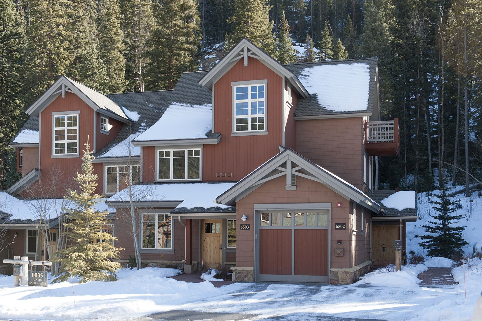 35 Tip Top TRAIL # 6502 KEYSTONE, Colorado 80435