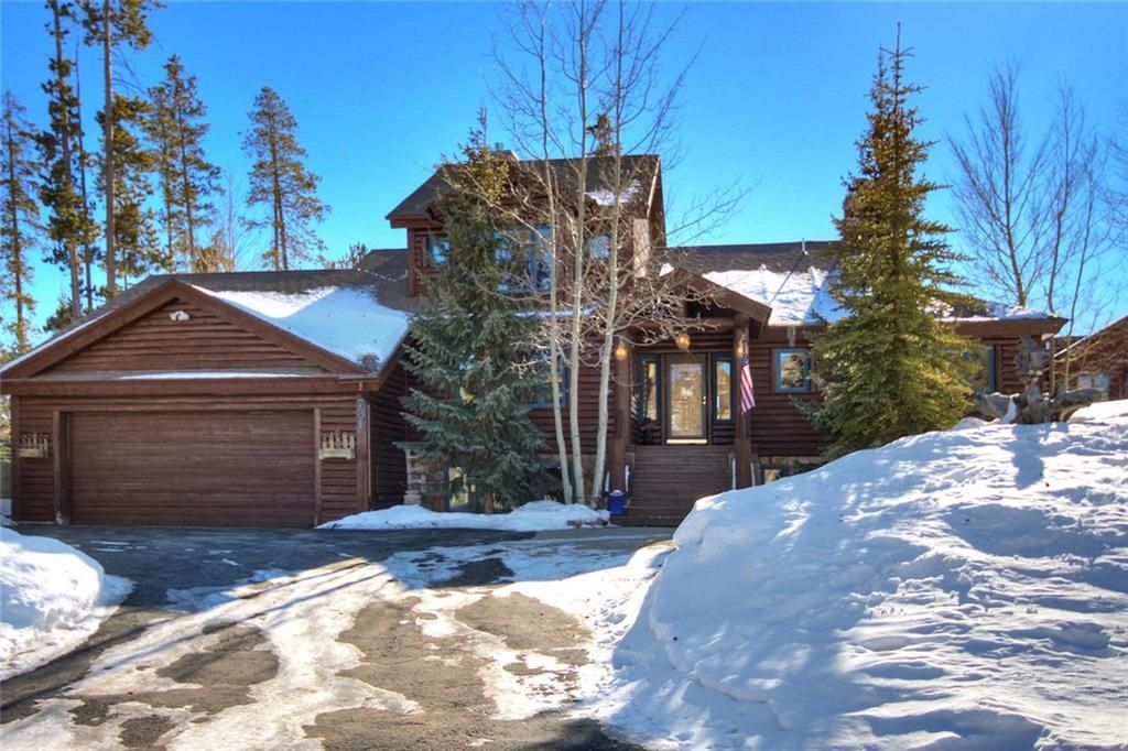 731 Wild Rose ROAD SILVERTHORNE, Colorado 80498