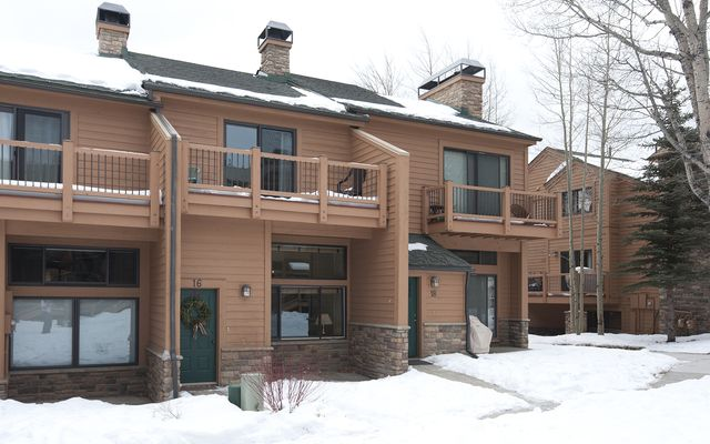 505 Village ROAD # 16 BRECKENRIDGE, Colorado 80424