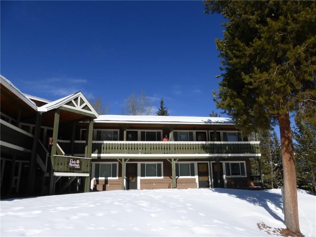 110 Sawmill ROAD # 3-D BRECKENRIDGE, Colorado 80424