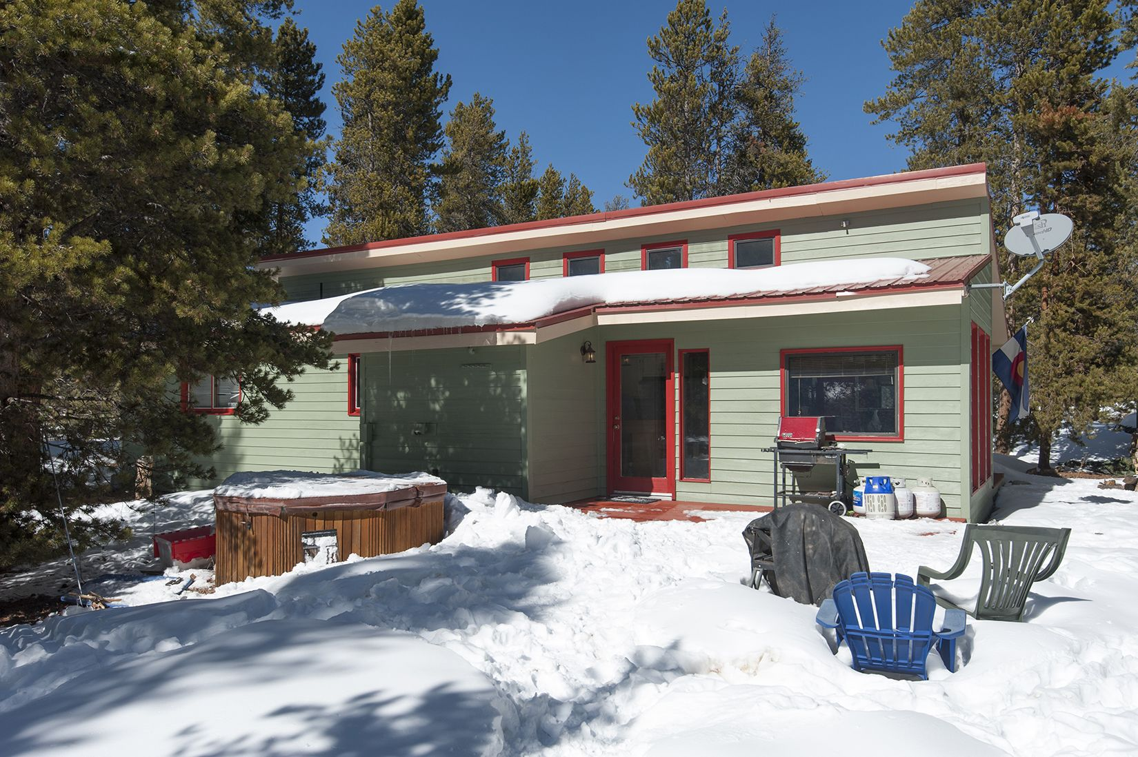 515 Augusta DRIVE LEADVILLE, Colorado 80461