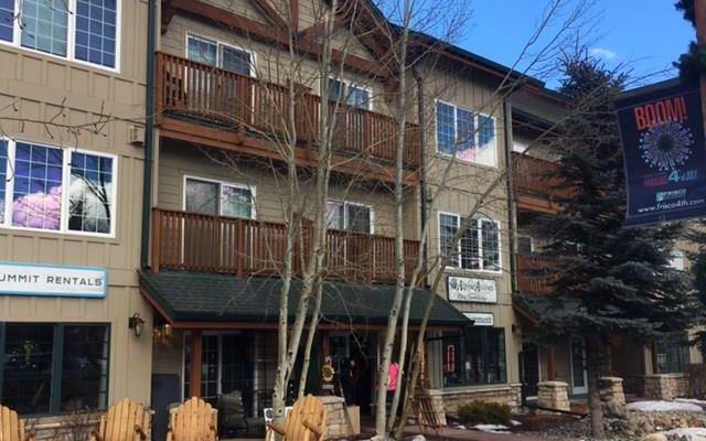 101 E Main STREET E # C103 & C 105 FRISCO, Colorado 80443