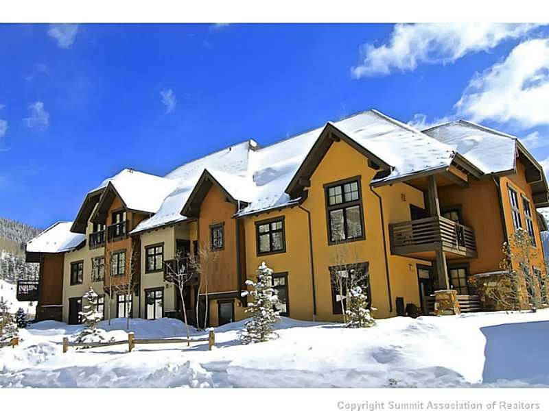 172 BEELER PLACE # 114 C COPPER MOUNTAIN, Colorado 80443