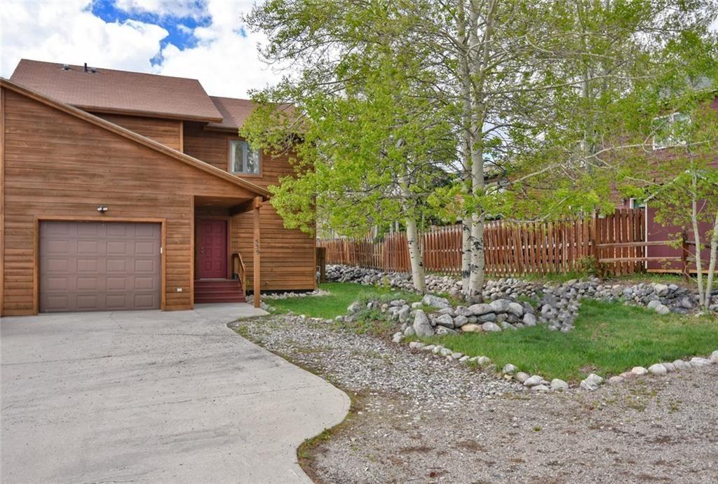 539 Bighorn CIRCLE SILVERTHORNE, Colorado 80498