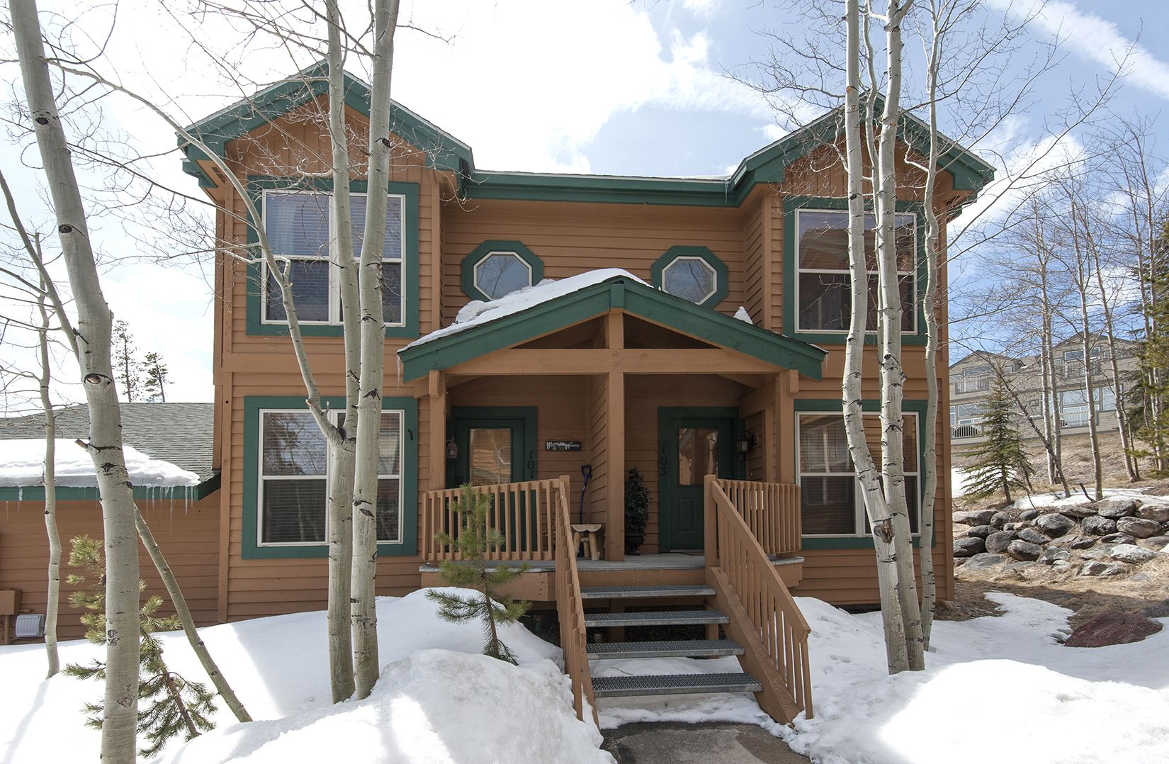 101 Saddle Ridge DRIVE # 101 SILVERTHORNE, Colorado 80498