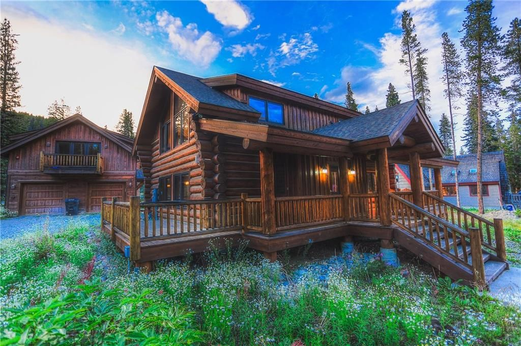 81 Blue Rock DRIVE BRECKENRIDGE, Colorado 80424