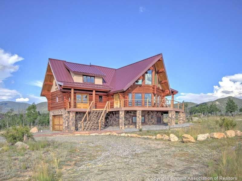 664 MOONBEAM DRIVE HARTSEL, Colorado 80449