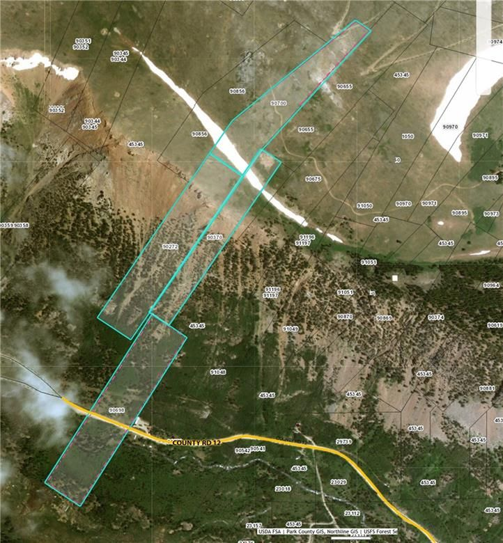 0 CO RD 12 ALMA, Colorado 80420