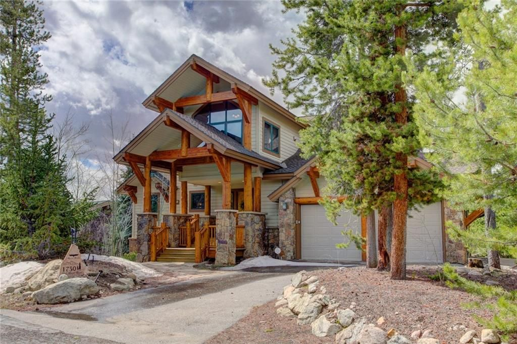 1730 Red Hawk ROAD SILVERTHORNE, Colorado 80498