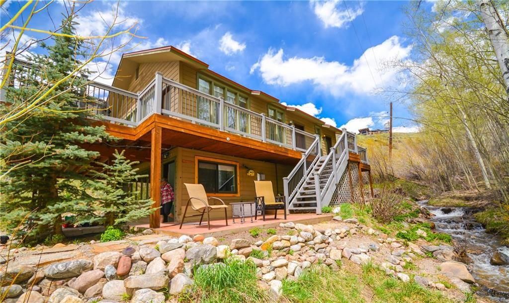 43 Buffalo COURT SILVERTHORNE, Colorado 80498