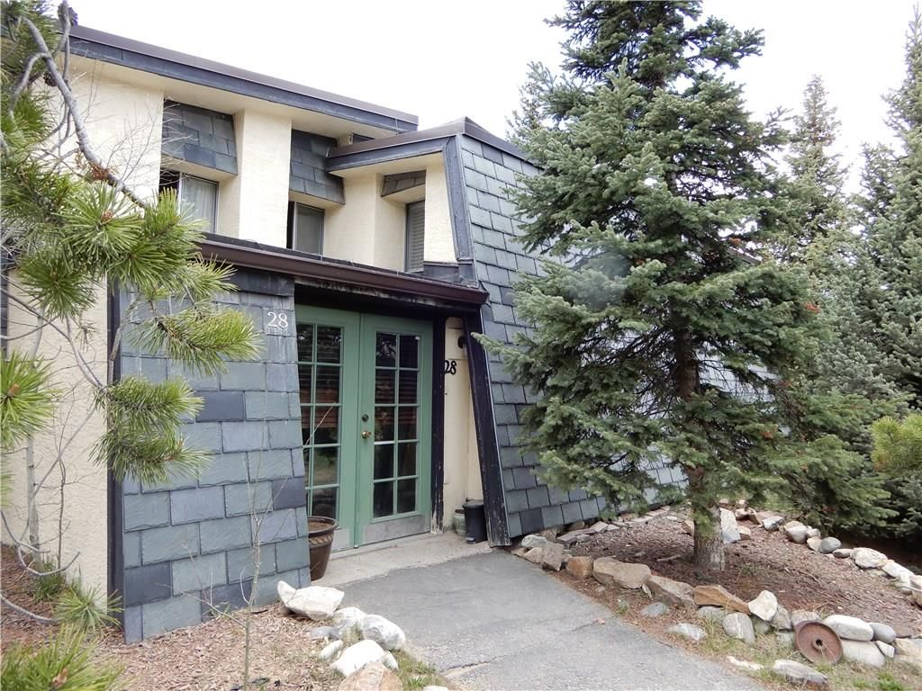 911 Fairview BOULEVARD # 28 BRECKENRIDGE, Colorado 80424