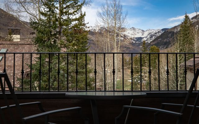 600 Vail Valley Drive # 205 Vail, CO 81657
