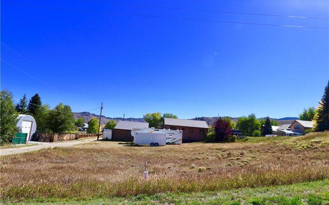 TBD Ridgeway Lots 13 - 15 HOT SULPHUR, Colorado 80451
