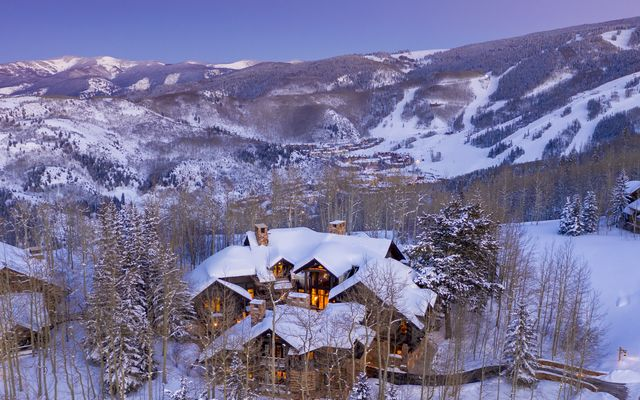 2201 Daybreak Ridge Beaver Creek, CO 81620