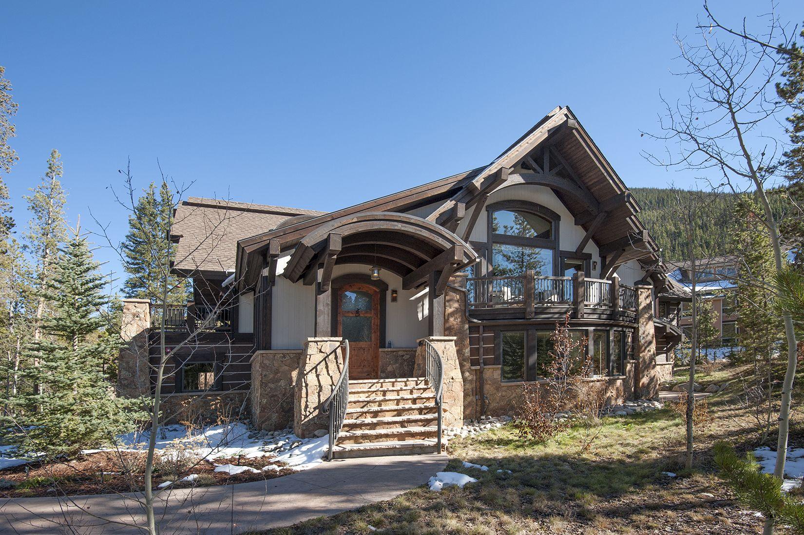 10 WOLF ROCK ROAD KEYSTONE, Colorado 80435