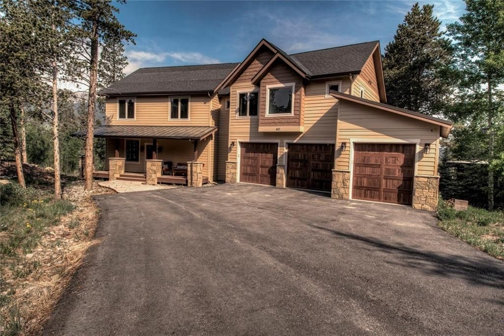 411 Shekel LANE BRECKENRIDGE, Colorado 80424