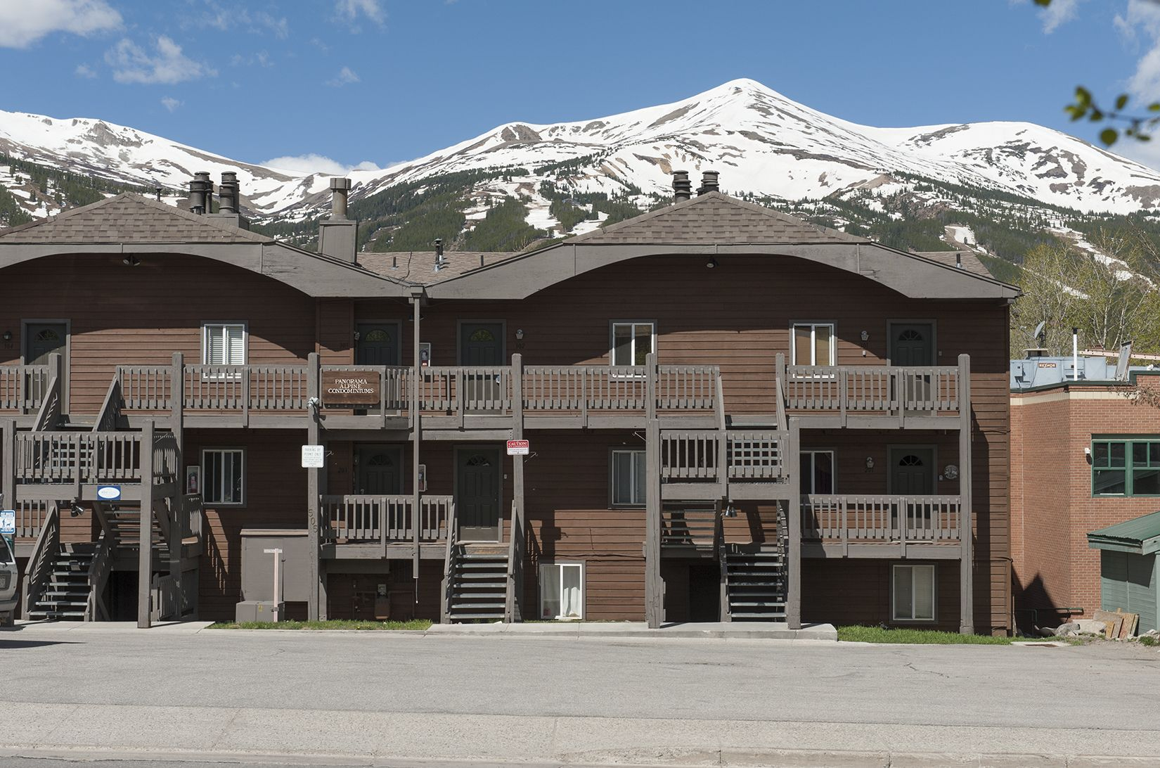 505 S Ridge STREET S # 302 BRECKENRIDGE, Colorado 80424