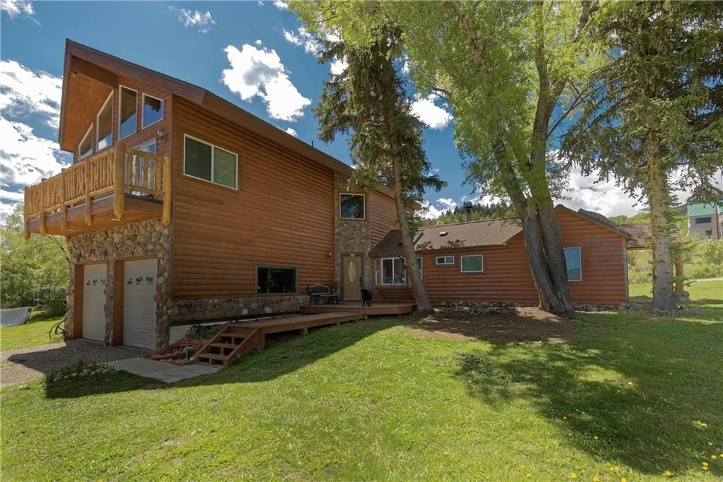 64 Blue Ridge STREET HEENEY, Colorado 80498