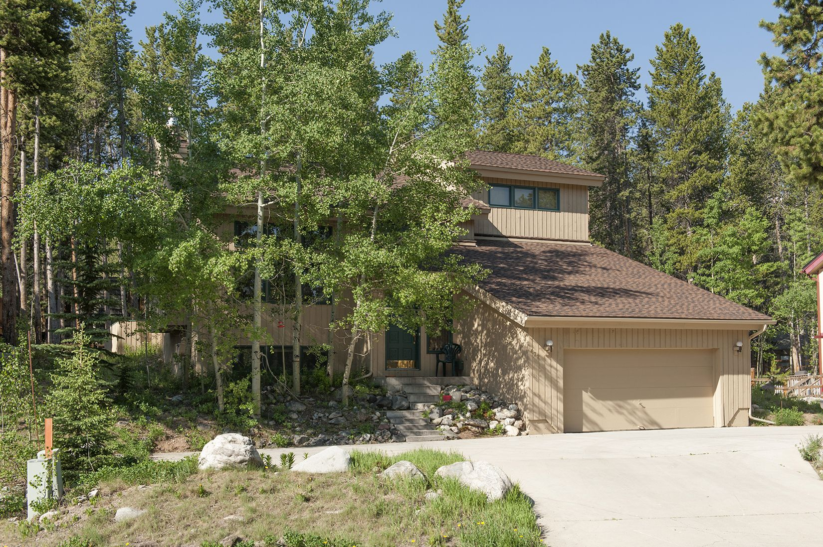 637 Broken Lance DRIVE BRECKENRIDGE, Colorado 80424