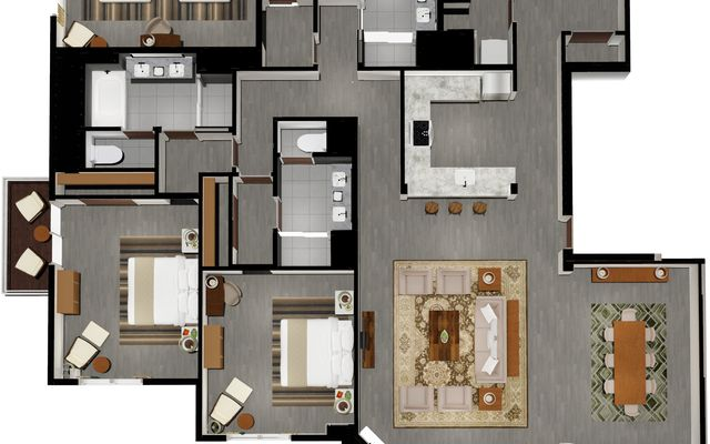 Four Seasons Private Residences # 5103 - photo 23