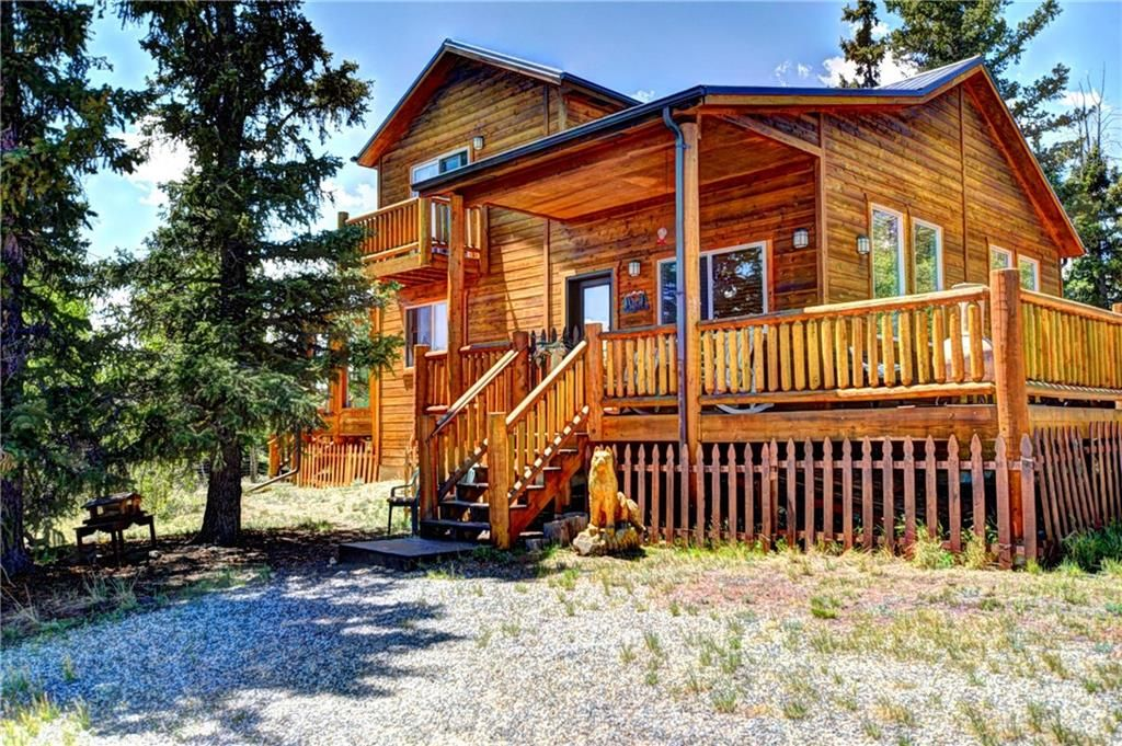 48 Teton TRAIL COMO, Colorado 80432