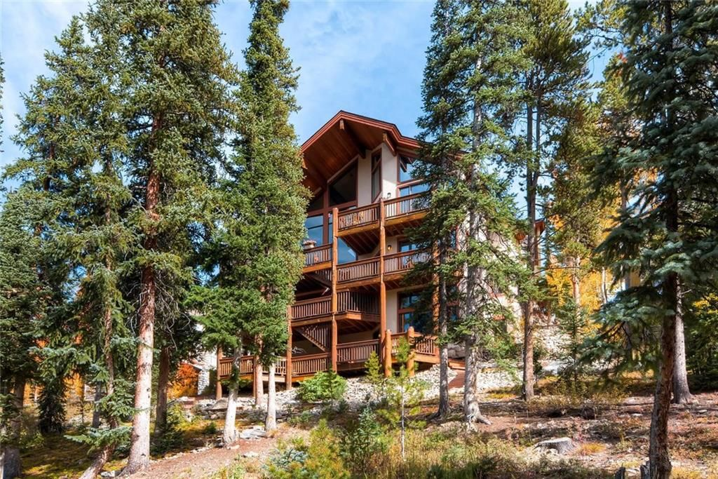 71 Sunrise Point DRIVE BRECKENRIDGE, Colorado 80424