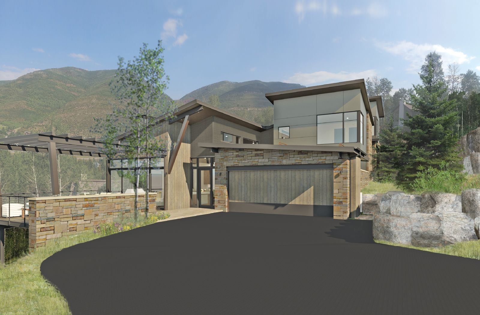 2100 Alpine Drive # West Vail, CO 81657