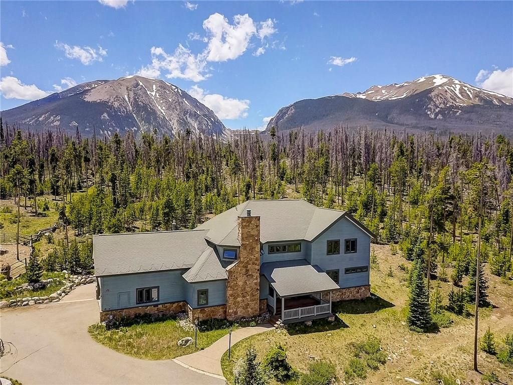 1228 Emerald ROAD SILVERTHORNE, Colorado 80498