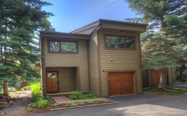 4552 Meadow Drive # 44 Vail, CO 81657