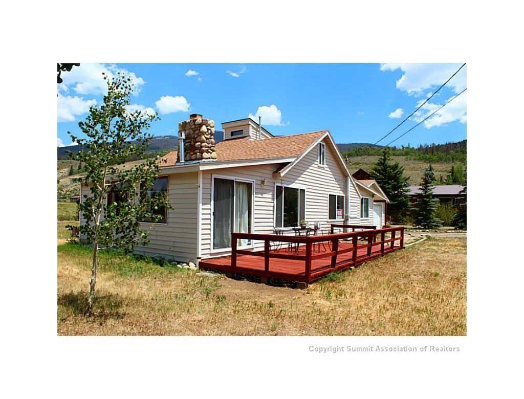 53 Brook AVENUE SILVERTHORNE, Colorado 80498