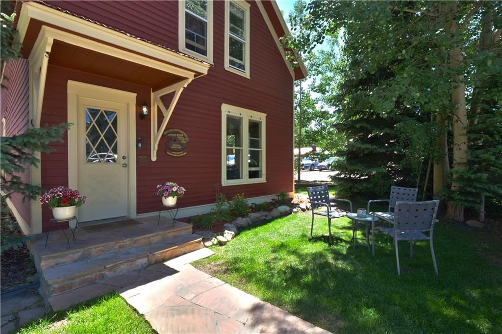 106 S French STREET S BRECKENRIDGE, Colorado 80424