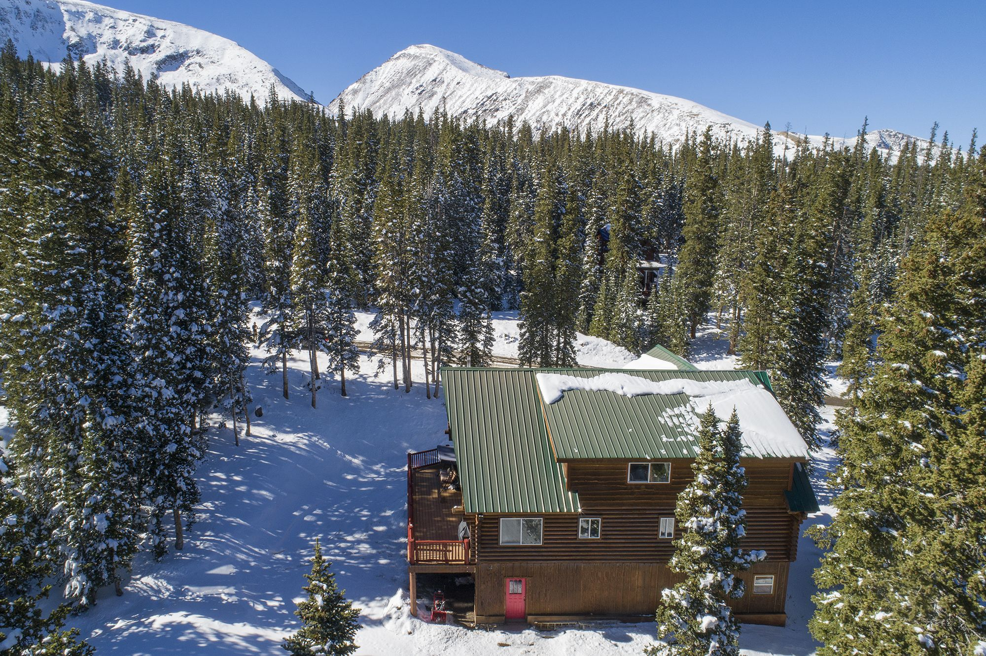 186 Robertson LANE BRECKENRIDGE, Colorado 80424